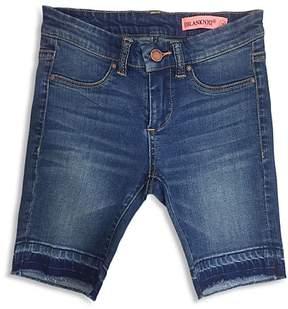 Blank NYC BLANKNYC Girls' Past Curfew Denim Bermuda Shorts - Big Kid