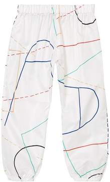 Bobo Choses Off-White Court Waterproof Trousers