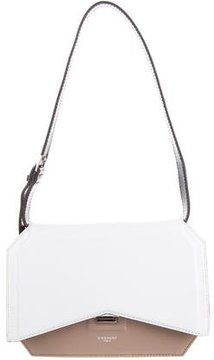 Givenchy 2015 New Line Bow-Cut Flap Bag