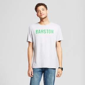 Awake Men's Boston Bahston T-Shirt Gray