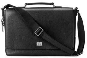 Shinola Leather Messenger Brief