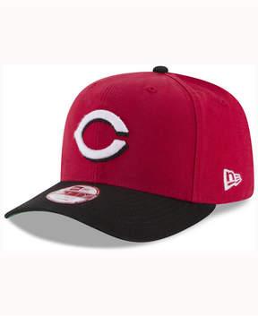 New Era Cincinnati Reds Vintage Washed 9FIFTY Snapback Cap