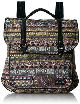 Sakroots Women's Artist Circle Convertible Backpack