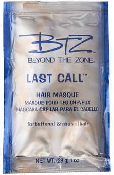 Beyond the Zone Last Call Hair Masque