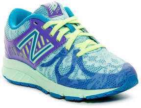 New Balance Tropic Sunrise Sneaker - Wide Width Available (Little Kid)
