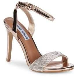 Steve Madden Roula Embellished Stiletto Sandals