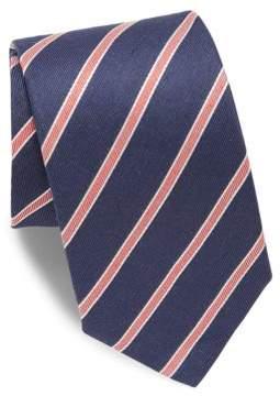 Eton Diagonal Striped Tie