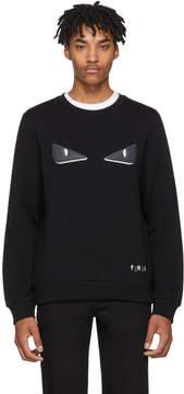 Fendi Black Bag Bugs Sweatshirt