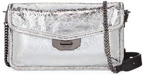 Rag & Bone Field Metallic Clutch Bag