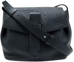 Lancel Charlie Black Leather Handbag