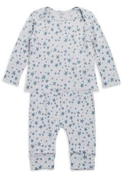 Stella McCartney Baby's Two-Piece Cotton Star Print Top & Leggings Set