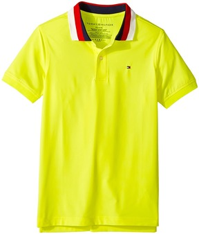 Tommy Hilfiger Kids - Solid Athletic Polo Boy's Clothing