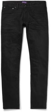 Ralph Lauren Purple Label Slim-Fit Stretch-Denim Jeans