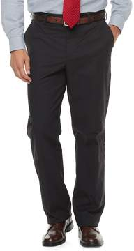 Croft & Barrow Men's Classic-Fit Stretch Flannel-Lined Chino Pants