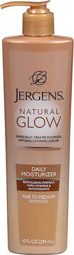 Jergens Natural Glow Pump