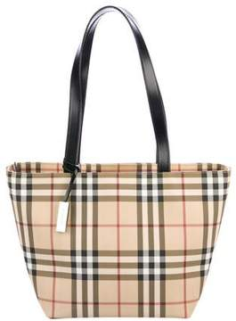 Burberry House Check Shoulder Bag
