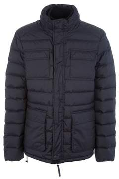Duvetica Men's Black Polyamide Down Jacket.