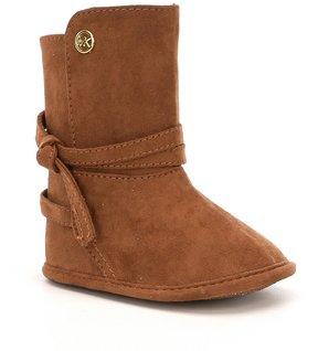 MICHAEL Michael Kors Girls Baby Carter Crib Shoe Boots
