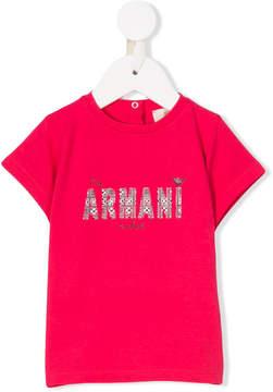 Emporio Armani Kids logo T-shirt