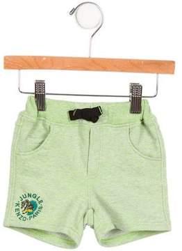 Kenzo Boys' Logo Printed Shorts w/ Tags