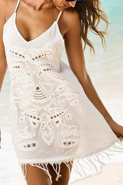 Pilyq Sari Dress