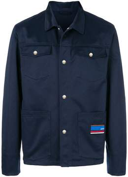 Kenzo boxy lightweight jacket