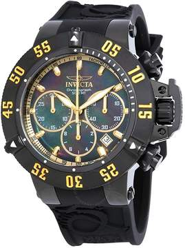 Invicta Subaqua Chronograph Mother of Pearl Dial Men's Watch