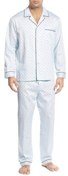 Majestic International Men's 'Twilight' Cotton Pajamas