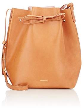 Mansur Gavriel Women's Leather Large Bucket Bag