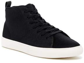 Kenneth Cole Reaction High-Top Knit Sneaker