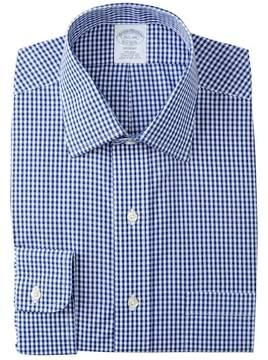 Brooks Brothers No-Iron Regent Slim Fit Dress Shirt