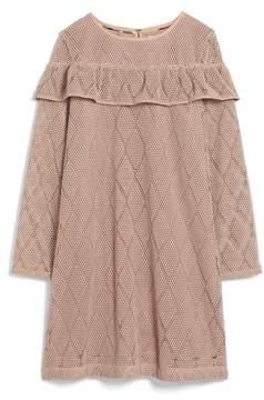 Burberry Sabrina Lace Dress