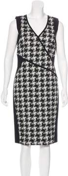 DKNY Wool-Blend Dress