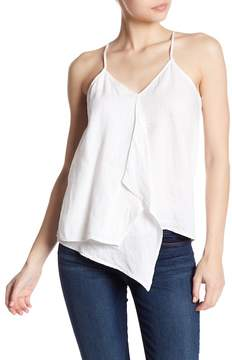 Brochu Walker Devyn Handkerchief Placket Cami Tank Top