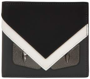 Fendi Bi-fold Wallet Grey
