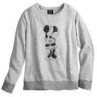 Disney Minnie Mouse Sweatshirt for Women by David Lerner