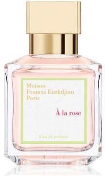 Francis Kurkdjian À la rose Eau de parfum