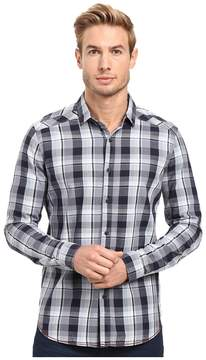 Mavi Jeans Checked Shirt Men's Clothing