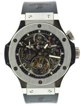 Hublot Bigger Bang 308.TX.130.RX Platinum & Rubber 44mm Mens Watch