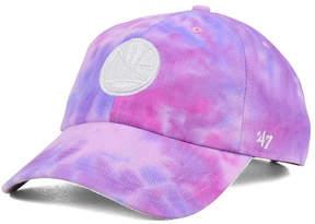 '47 Golden State Warriors Pink Tie-Dye Clean Up Cap