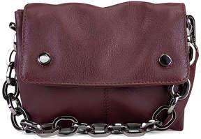 Kooba Chianti Dante Mini Leather Crossbody Bag