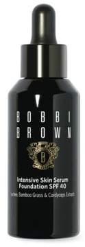 Bobbi Brown Intensive Skin Serum Foundation SPF 40/1 oz.