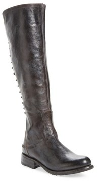 Bed Stu Women's Surrey Lace-Up Knee Boot