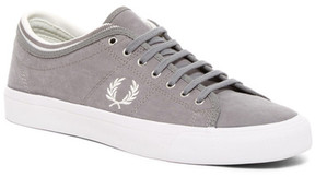 Fred Perry Kendrick Tipped Cuff Brushed Cotton Sneaker