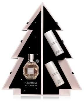 Viktor & Rolf Flowerbomb Tree Holiday Gift Set- 150.00 Value