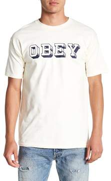 Obey University Tee
