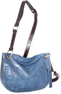 Nino Bossi Women's Kloe Leather Crossbody Bag
