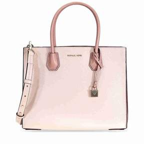 Michael Kors Mercer Large Accordion Tote- Soft Pink - ONE COLOR - STYLE