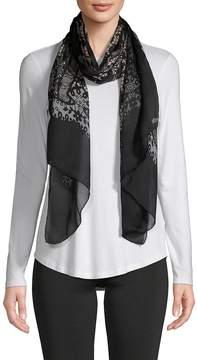 Valentino Women's Lace Silk Stole