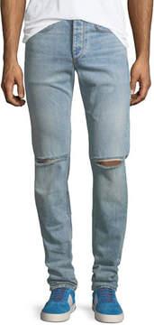 Rag & Bone Men's Standard Issue Fit 1 Slim-Skinny Jeans, Jameson
